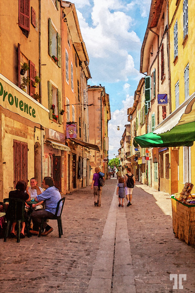 typical-medieval-street-in-provence-tatiana-travelways-acrilic