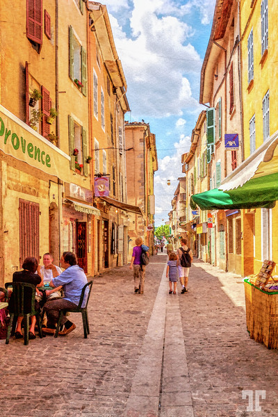 typical-medieval-street-in-provence-tatiana-travelways-DigitalWatercolor-au