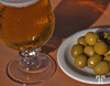 Beer and tapas - Sagunto, Spain