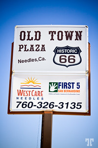route66-old-town-plaza-sign-needles-california
