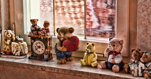 2 April 09  We stay in a bear's house :)  There are more than one thousand bears here, in this place - incredible!!!  - posted on 4 April 09 - Baden Württemberg