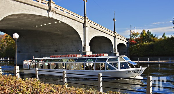Tour boat on Rideau canal, Ottawa Canada (zz)<br /> <br /> It was a lovely autumn day yesterday, for the Canadian <br /> Thanksgiving day. Mid October and the tour boat is still running!<br /> <br /> Thank you so much for all your comments on my yesterday corn image :) Ottawa