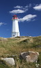 Lighthouse - Cape Breton, Nova Scotia, Canada