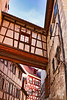 Medieval Skyway in Meersburg, Germany