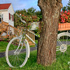 Bicycle - North Sydney Bed and Breakfast, Nova Scotia South-West coast Canada