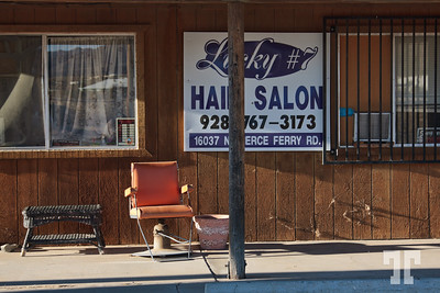 Wild west hair salon