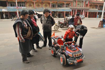 Xiahe, Gannan Tibetan Autonomous Prefecture, Gansu Province, 2011