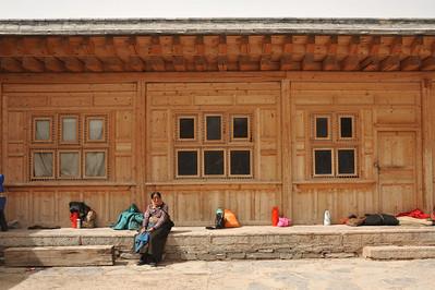 Labrang Monastery, Xiahe, Gansu Province