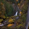 Wahclella Double Falls