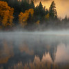 Lake Wenatchee Autumn Moods