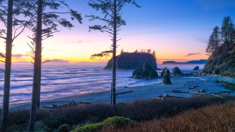 A Ruby Beach State of Mind