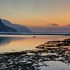 Ke'e Beach Sunset