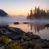 Wenatchee Lake Awakening