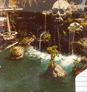 Disneyland, CA 1982 to 1996