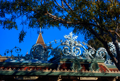 Disneyland HDR's Nov 2016