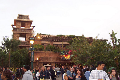 Disneyland Downtown Disney
