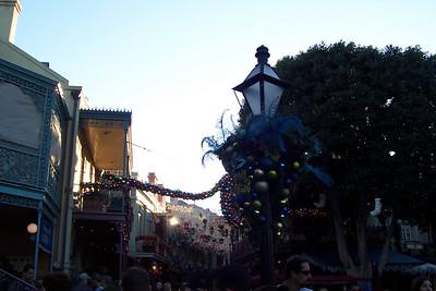 Disneyland New Orleans Square