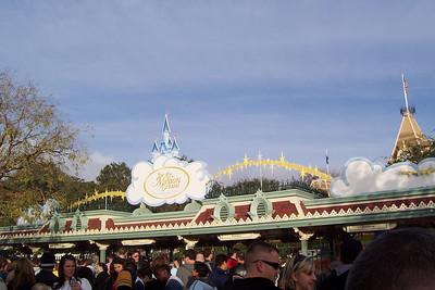 Disneyland outside Esplande