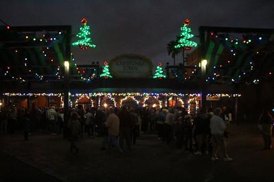 Christmas Town: 11-30-2012