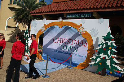Christmas Town Preview: 07-10-2012