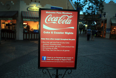 Coke and Coaster: August 2012