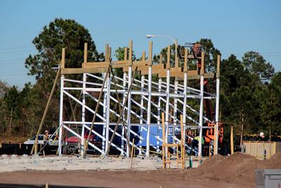 Fun Spot America Construction: 02-08-2013