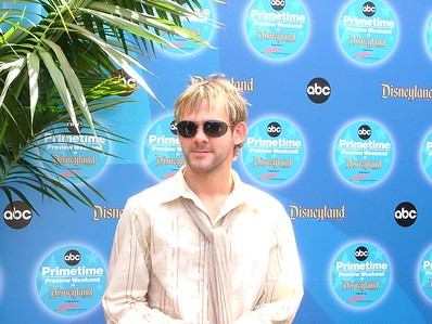 "And now Dominic Monaghan, ""Charlie"""