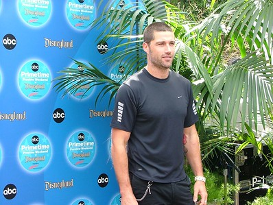 "The first star is Matthew Fox, ""Jack"""