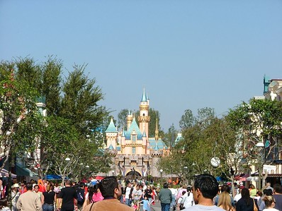 Disneyland Resort - 10/31/04