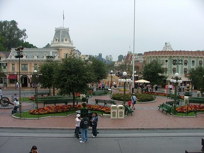 Disneyland Resort - 10/4/04