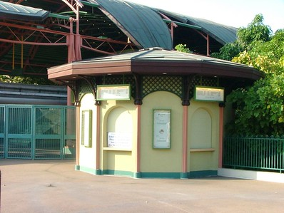 The DtD Ticket booths remain closed, looks like it will remain that way.....