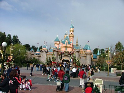 Disneyland Resort - 11/21/04