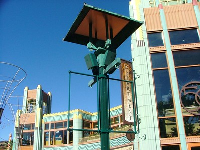 New attachments were added to many of the DtD LampPost, to hold banners in the next day or two....