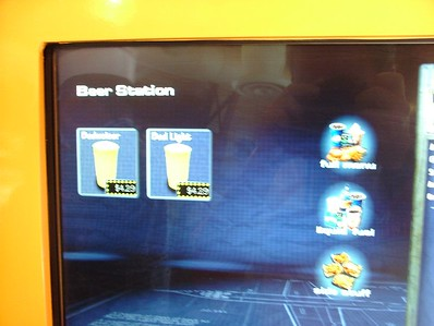 Of course, the Beer Station