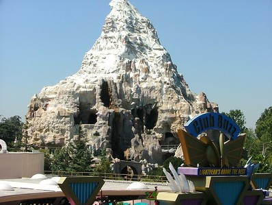 And the closed Matterhorn, high and DRY