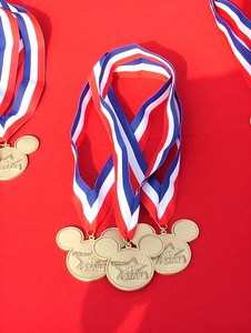 Special medals to be awarded to the kids