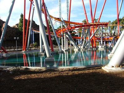 The new lake for Silver Bullet