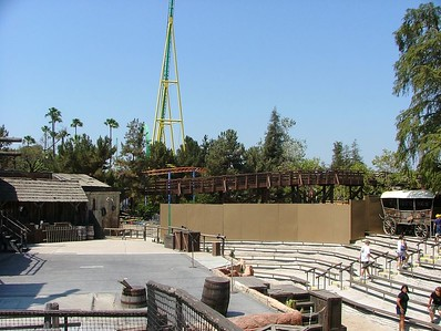 SIlver Bullet construction continues