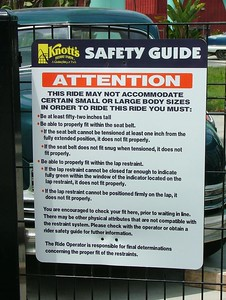 A second safety guide is up at Xcelerator to talk about the new modifications.