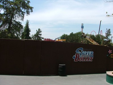 Lets start with a few photos of the SIlver Bullet construction