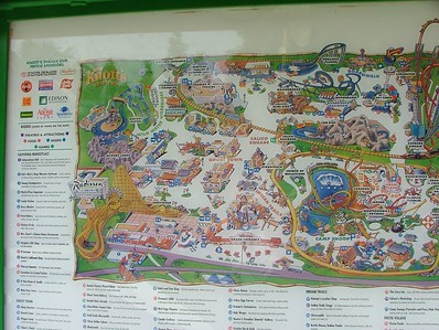 Hey, it is time to update the Park's maps... Hammerhead?