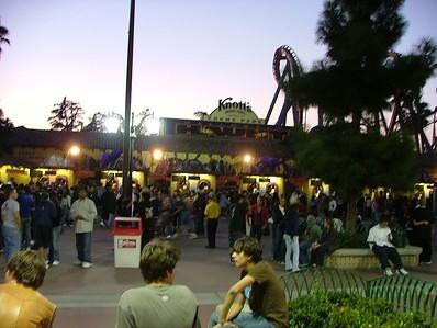 The Main Entrance area