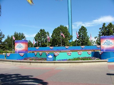 The Sea to Shining Sea patriotic event is back for 3 weekends