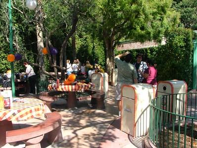Disneyland Resort - 10/15/05