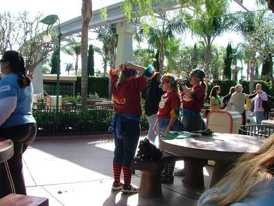 Disneyland Resort - 10/16/05