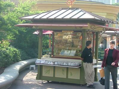 Disneyland Resort - 10/20/05