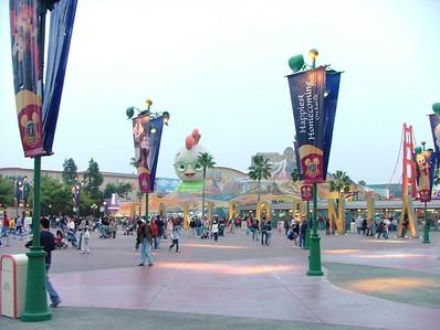 Disneyland Resort - 10/22/05