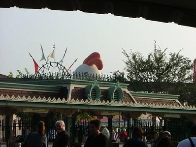 Disneyland Resort - 10/23/05