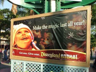 Disneyland Resort - 11/14/05