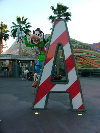 Disneyland Resort - 11/18/05